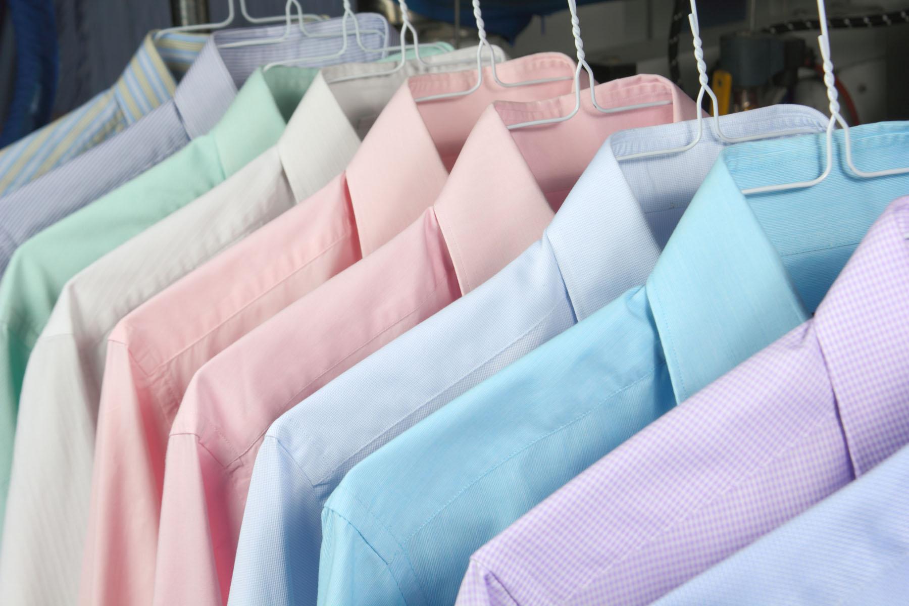camisa planchada